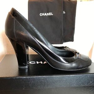 Classic Block-heel CHANEL Pumps